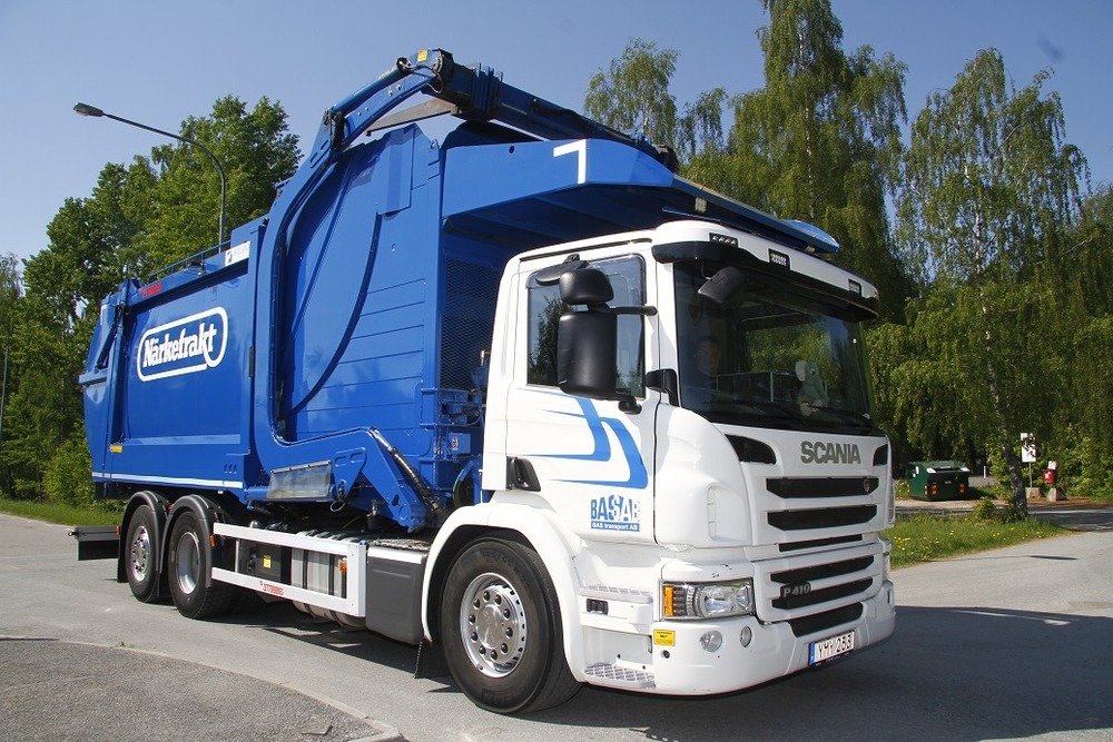 Bas Transport AB simplifies the administration and reduces fuel consumption with Vehco