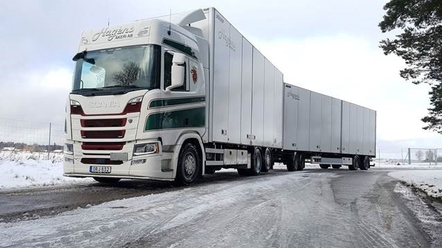 Hagéns Åkeri invests in Vehco Fleet Management to reduce the fuel consumption