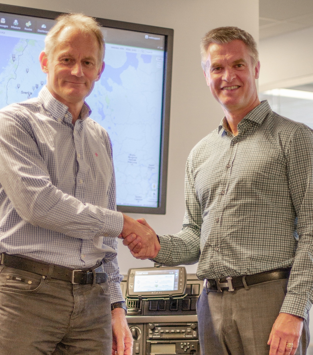 AddSecure acquires Vehco, market leader in Fleet Management Systems