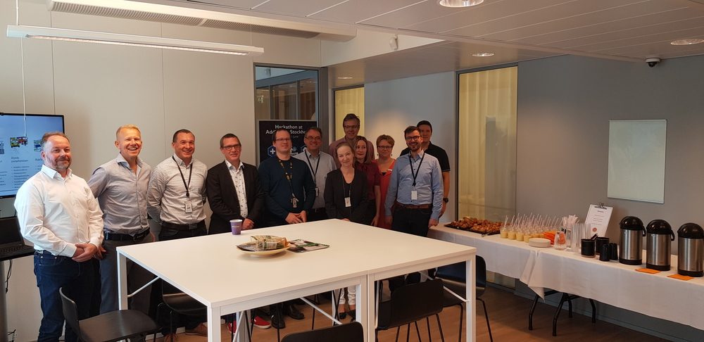 Open house event for Vehco new office in Finland