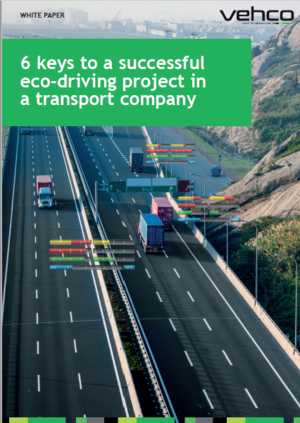 6 keys to a successful eco-driving project in a transport company