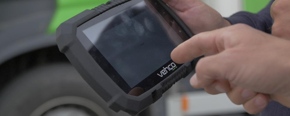 Vehco ONE includes everything needed for a successful telematics project